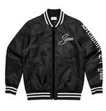 Black Zip Up Dreaming of You Jacket