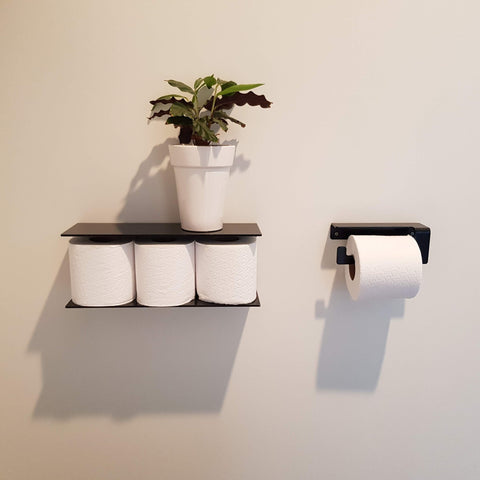 smpl. Bathroom Storage
