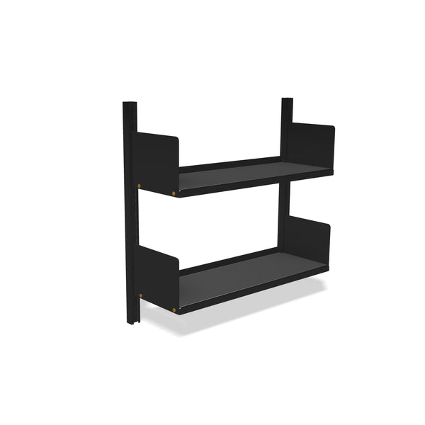 smpl. Shelving Starter Kit - 2 Shelf