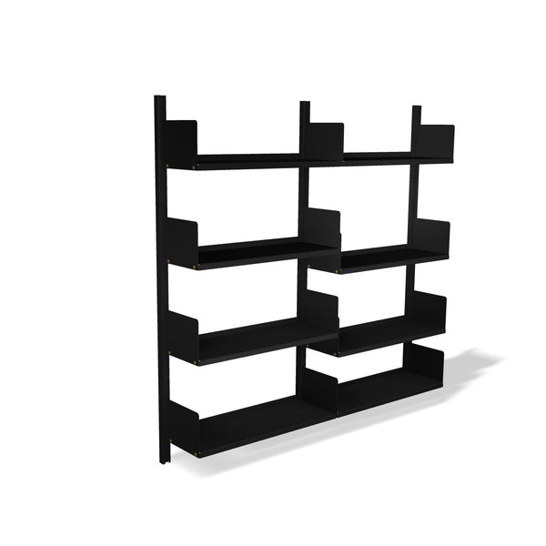 smpl. Shelving Starter Kit - 4x2 Shelves