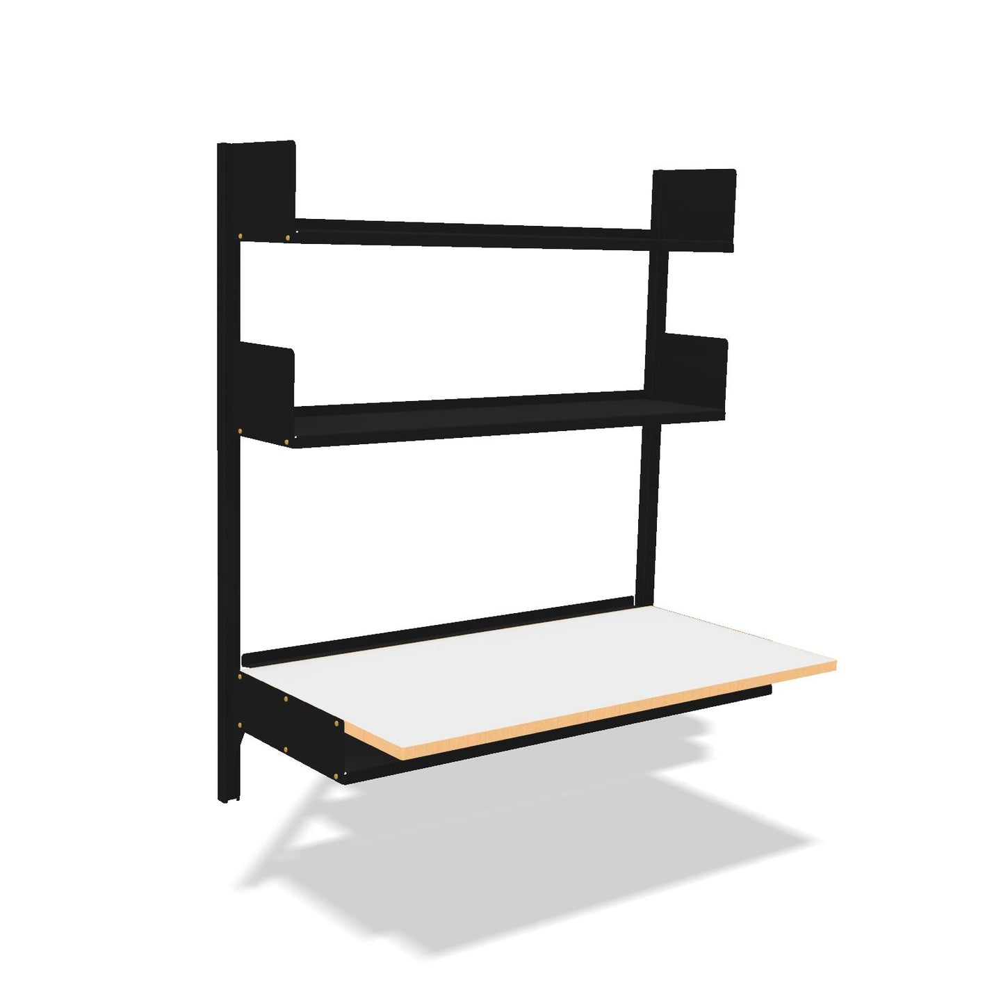 smpl. Shelving and Desk Kit