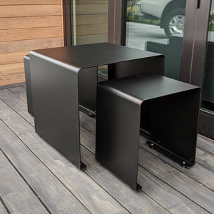 Radius Outdoor Table and Chair Set