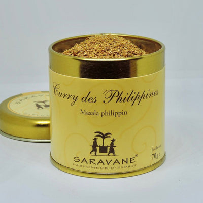 épices - CURRY DES PHILIPPINES - Masala Philippin