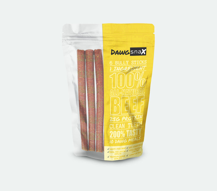 Dawg SnaX Demo Yellow