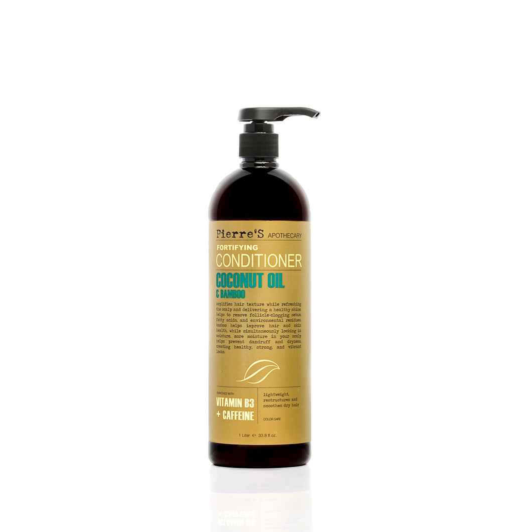 Coconut Oil & Bamboo Fortifying Conditioner