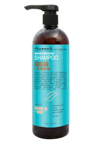 Argan & Almond Oil Moisturizing Shampoo