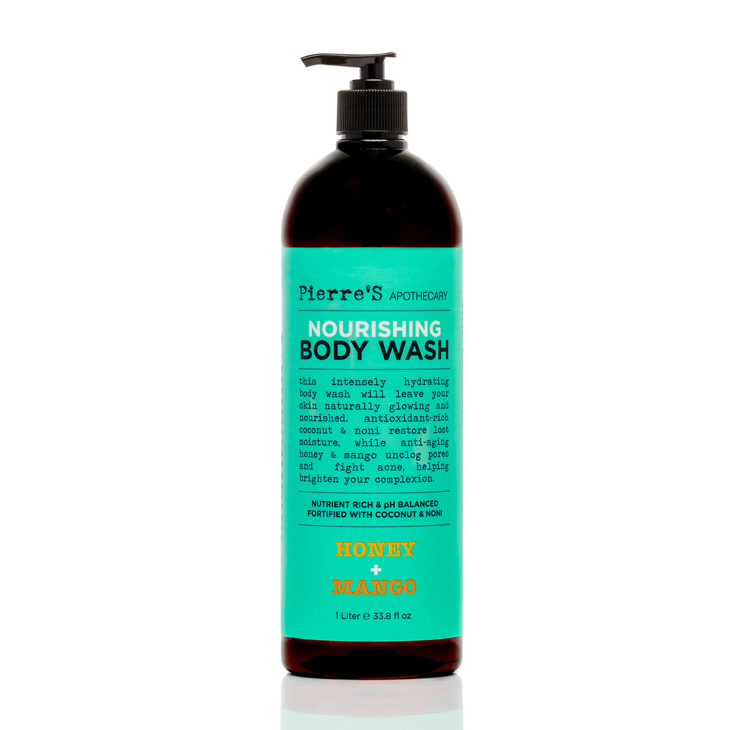 Honey & Mango Nourishing Body Wash
