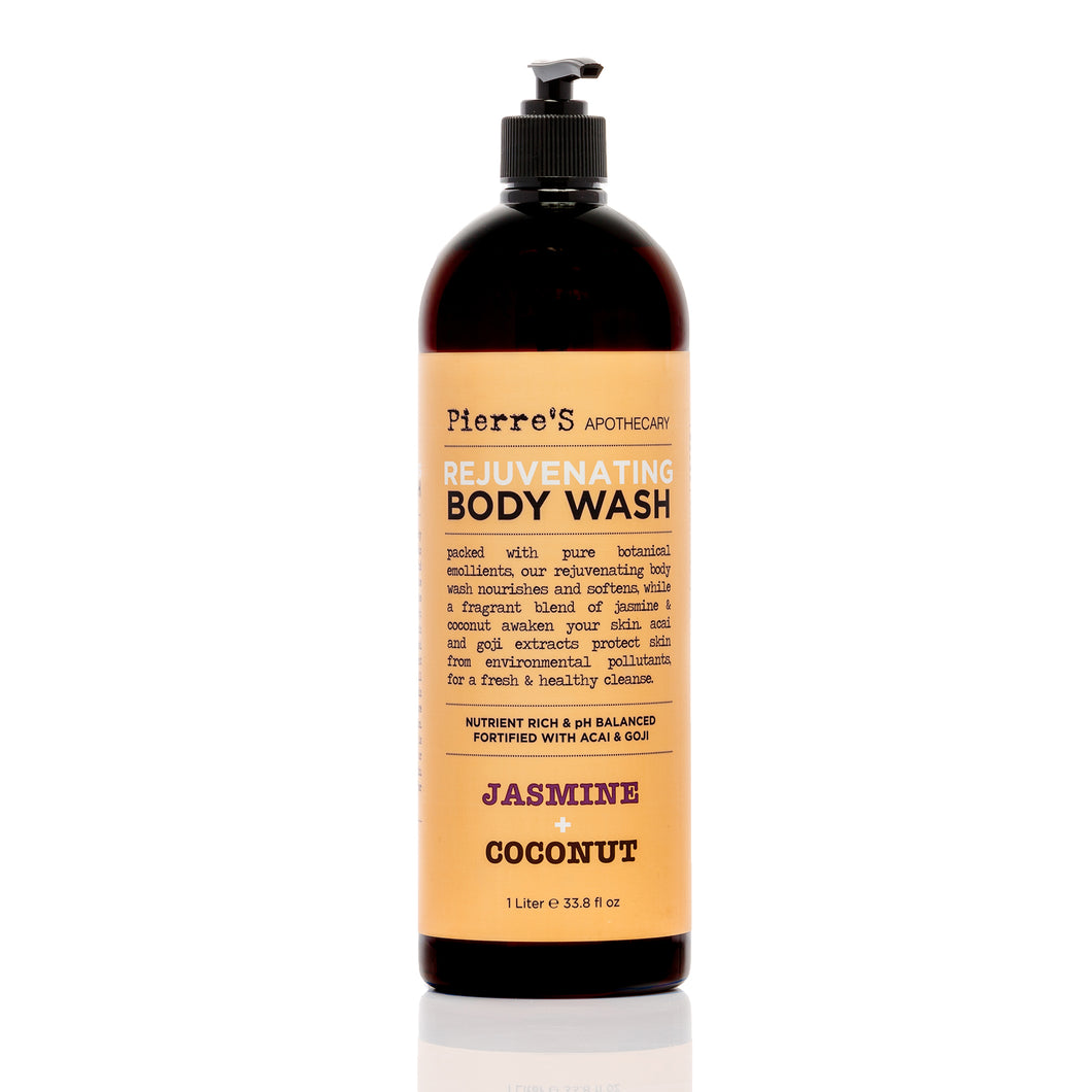 Jasmine & Coconut Rejuvenating Body Wash
