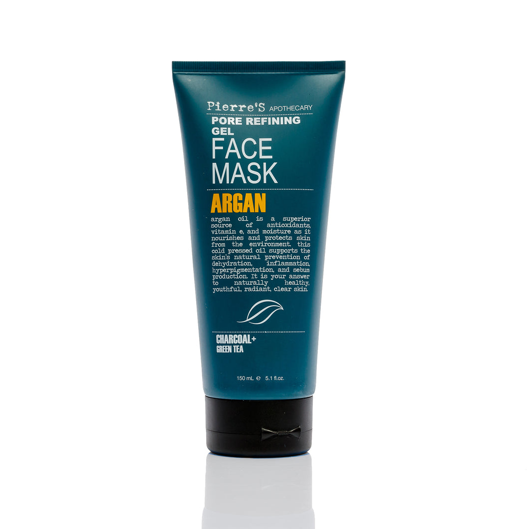 Argan Pore Refining Gel Face Mask