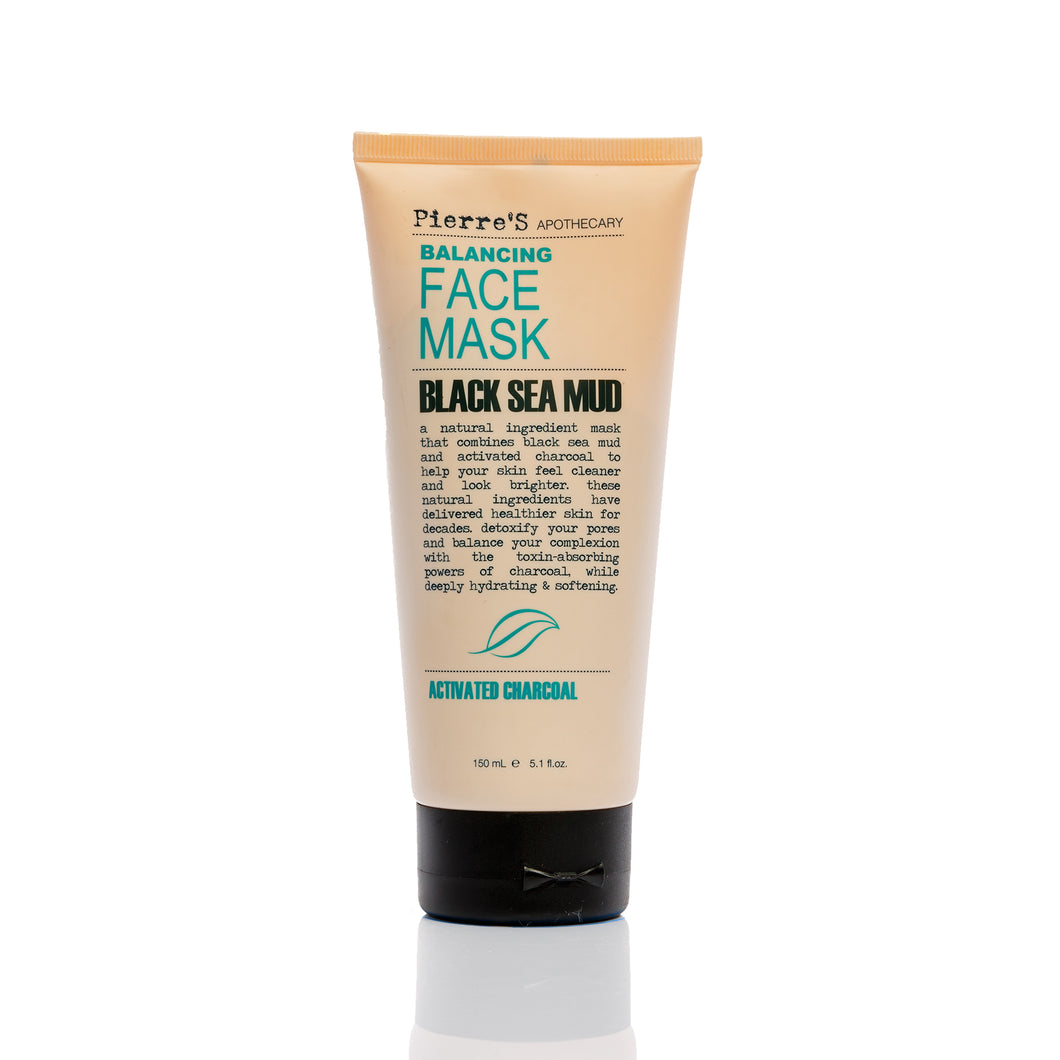 Black Sea Mud Balancing Face Mask