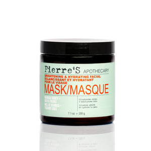 Brightening & Hydrating Facial Mask