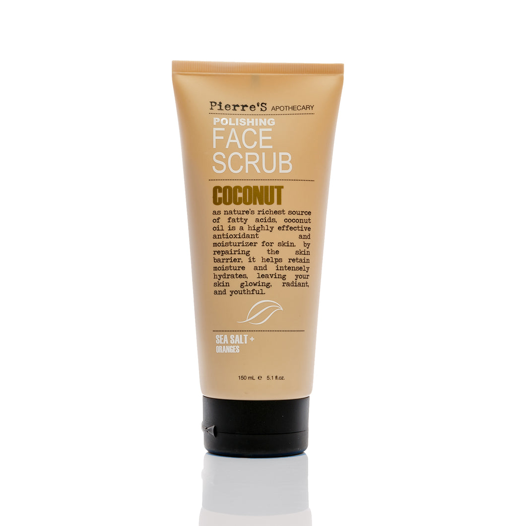 Coconut Polishing Face Scrub