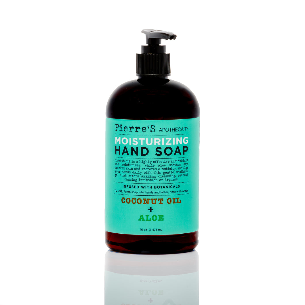 Coconut Oil & Aloe Moisturizing Hand Soap