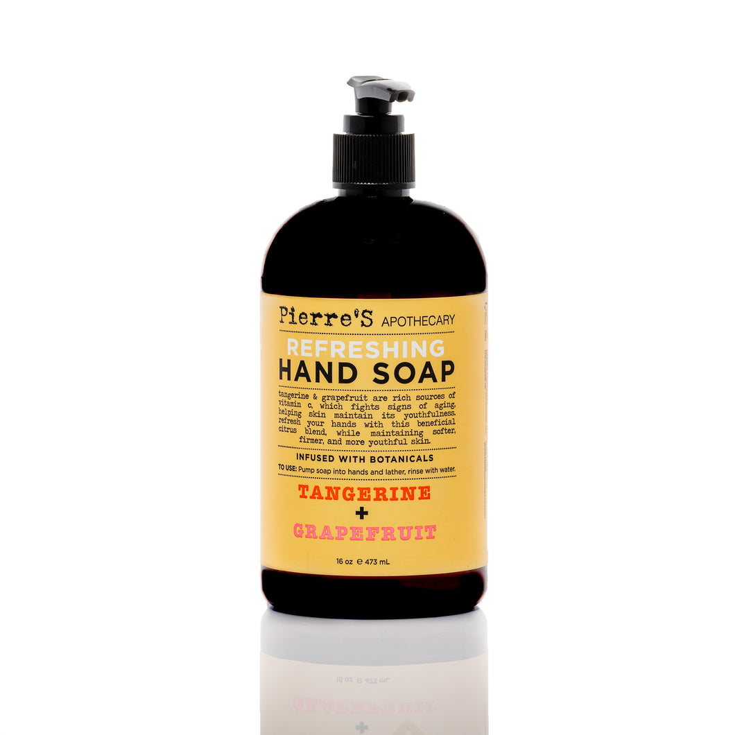 Tangerine & Grapefruit Refreshing Hand Soap