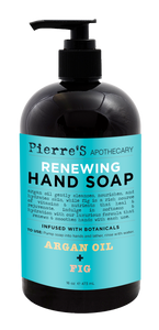 Argan Oil & Fig Renewing Hand Soap