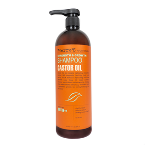 Castor Oil Strength & Growth Shampoo