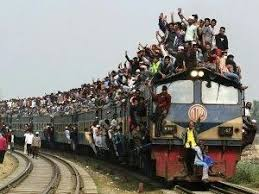 India by train?
