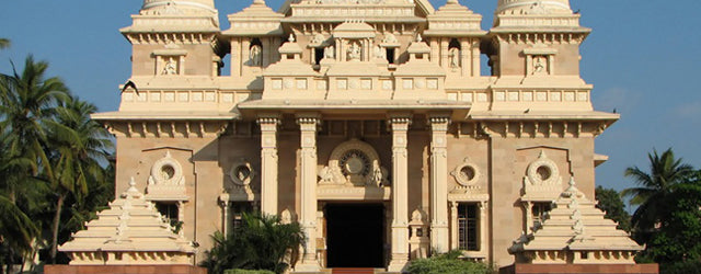 Kapaleesewarar Temple and Ramakrishna Math Chennai