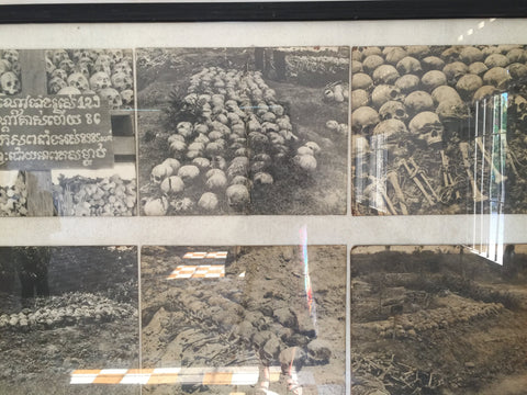S21 torture centre under Khmer Rouge Cambodia