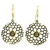 earrings from bomb casings cambodia