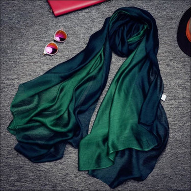 Pure Silk Scarves various colours 190cmx100cm click to choose colour OAE - Samsara Online
