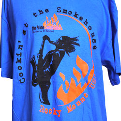 Cookin' at the Smokehouse T-shirt