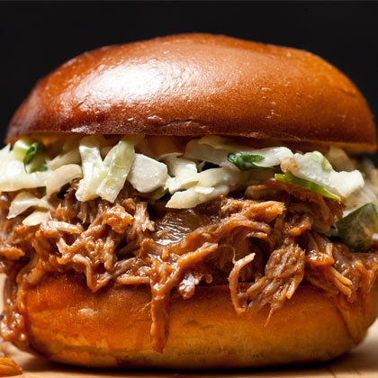 Carolina-Style Pulled Pork by the Pound