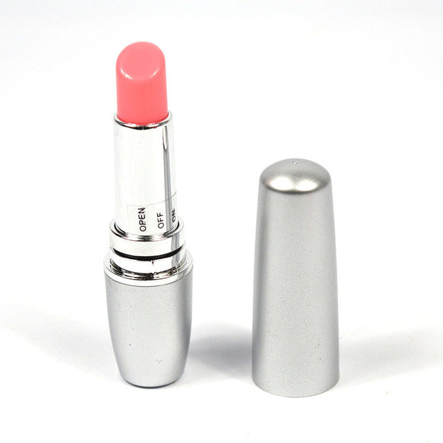 Mini Electric Bullet Vibrator Massager Lipsticks Vibrator - Sleeky