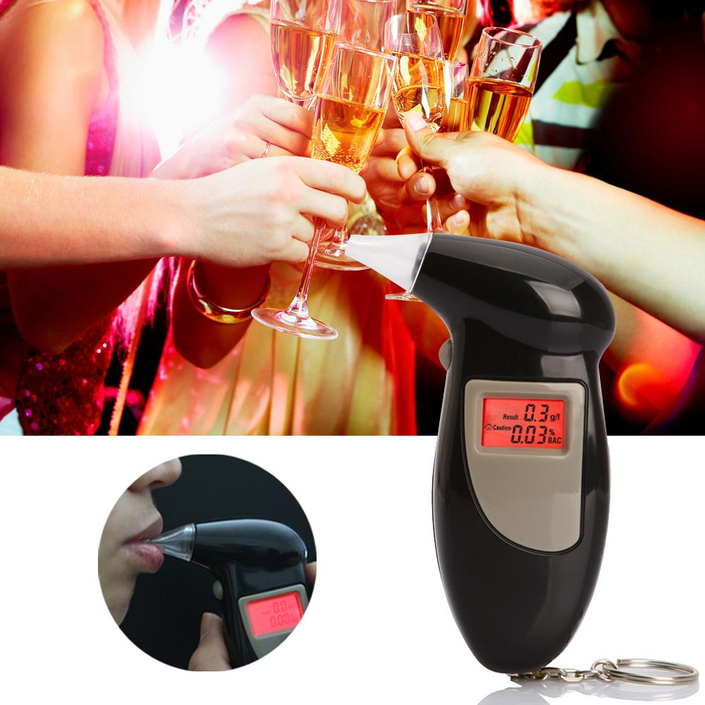 Professional Breathalyzer - Sleeky