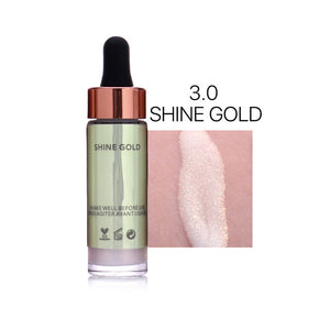 Highlighter Liquid Base Cosmetics - Sleeky