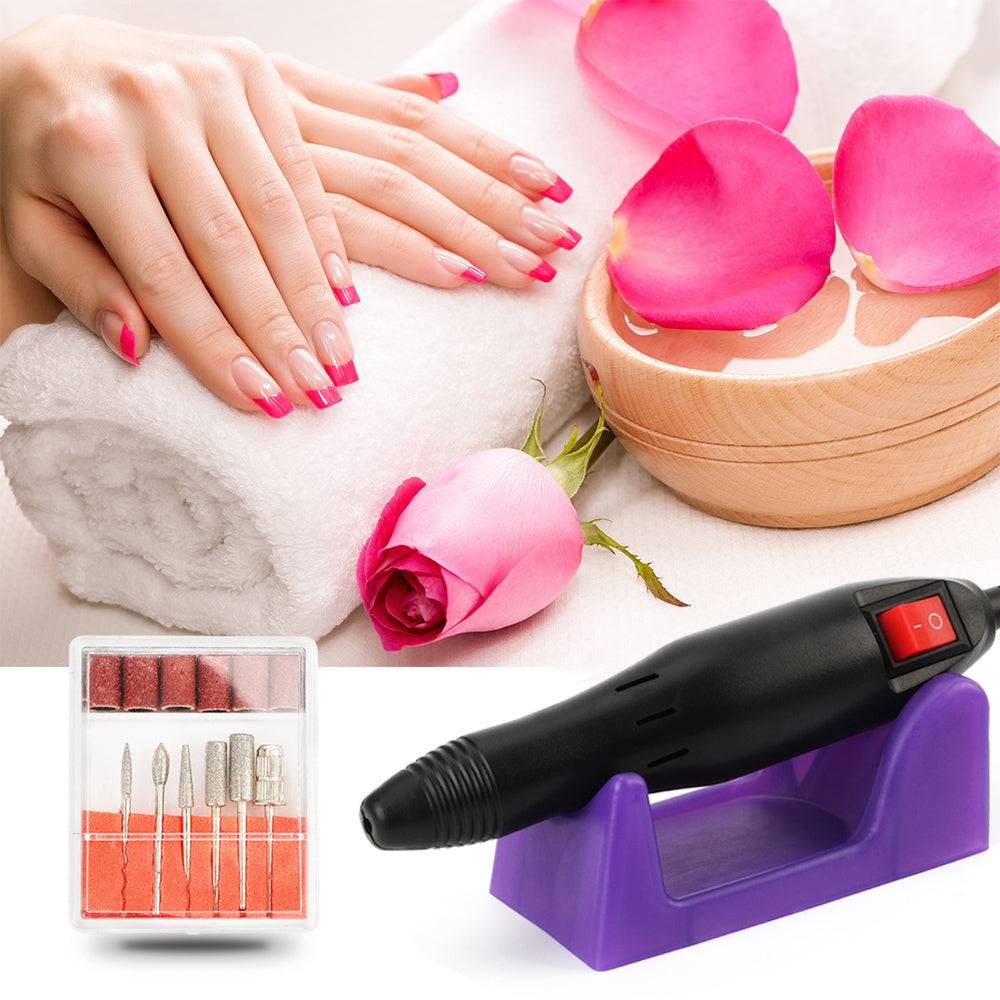 20000RPM Electric File Drill Nail Art  Pro - Sleeky