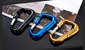 Safety Buckle USB Electronic Lighter - Sleeky