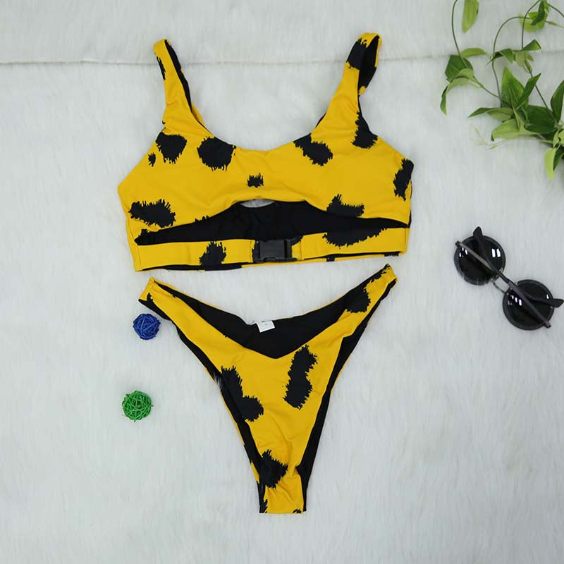 Dripping Bikini Set - Sleeky