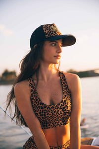 LEOPARD ACTIVE TOP
