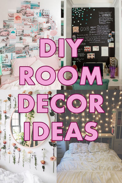 5 Easy DIY Room Decor Ideas