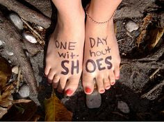 Imagine a Life Without Shoes
