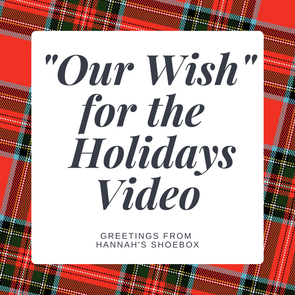 Our Holiday Wish to You
