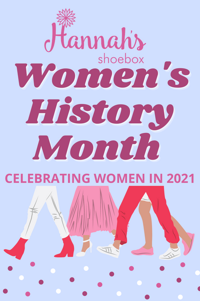 Celebrating Women in 2021
