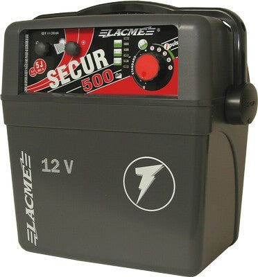 Elettrificatore Lacme Performance Secur500 12 V - 9 V -230 V - Zuccarone.it