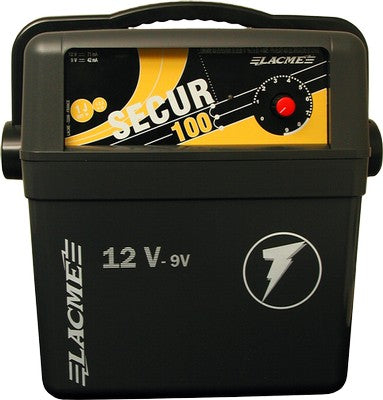 Elettrificatore Lacme secur100 1j - 12 V - Zuccarone.it