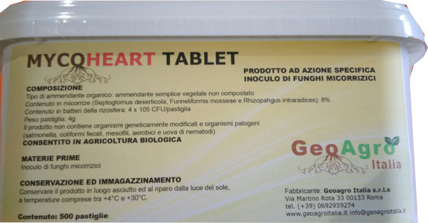 MycoHeart Tablet - Zuccarone.it