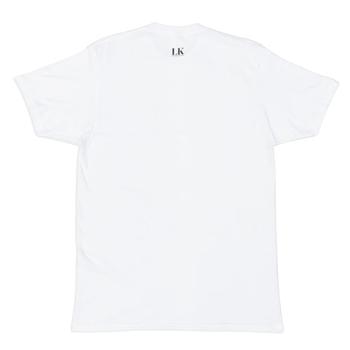Extra T-Shirt (white pocket tee)