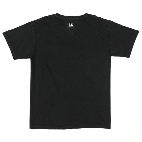 Extra T-Shirt (black pocket tee)