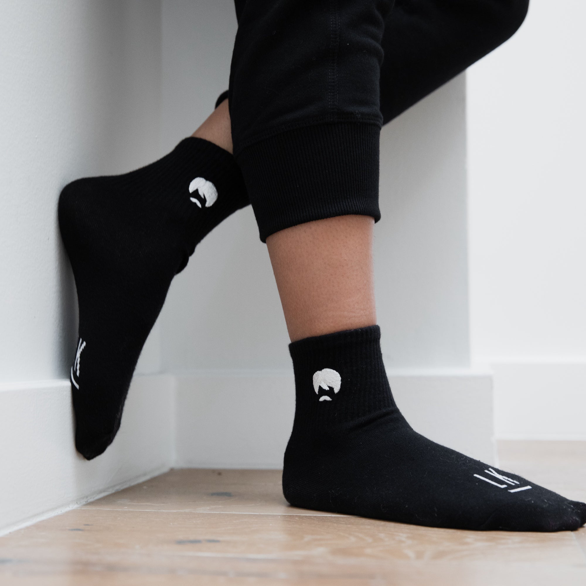 Sexy Socks - Black