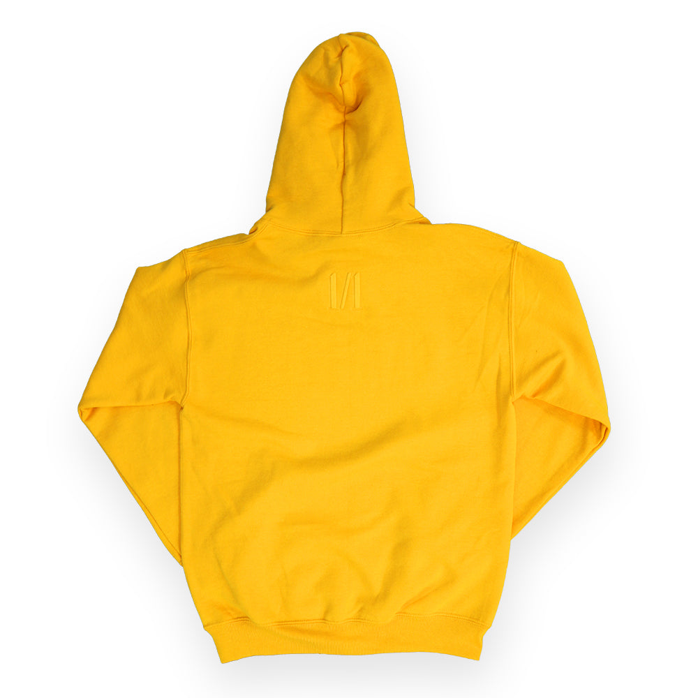 A One of Kind Hoodie - Gold