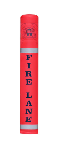 bollardSOX Fire Lane bollard cover