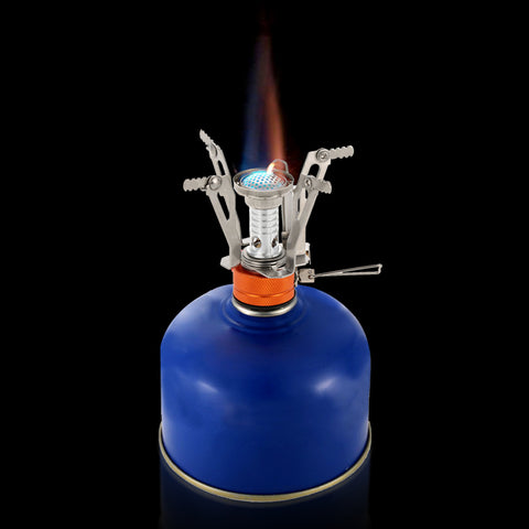 Campers Paradise Lightweight Mini Pocket Stove - Campers Paradise Store