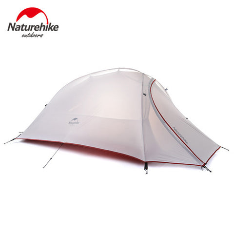 Naturehike CloudUp Series 20D Silicone Ultralight Tent For 3 Person NH15T003-T - Campers Paradise Store