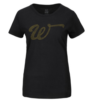 Woman's T-Shirt W Logo