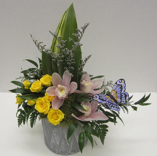"135 B- ""Your the Best"" Arrangement (Large)"